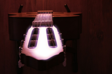 The Guitarlight by Henry Timisela